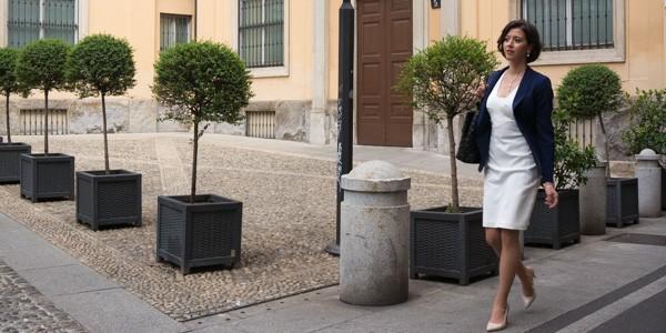 Lisette Oropesa in Milan