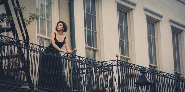Lisette Oropesa in New Orleans
