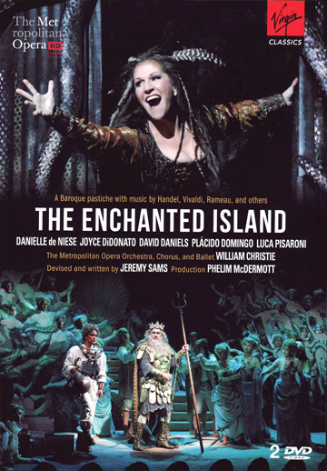 The Enchanted Island with Lisette Oropesa
