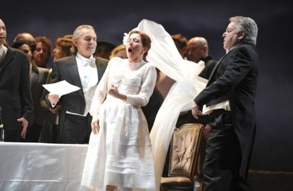 Lisette Oropesa, Boris Statsenko and Manfred Fink