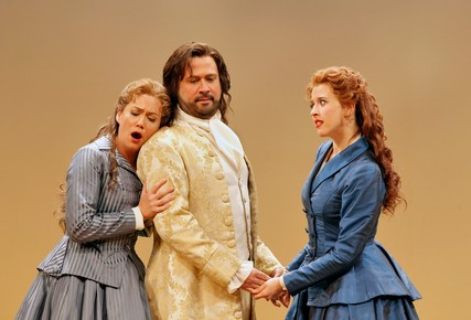 Lisette Oropesa, David Daniels and Heidi Stober