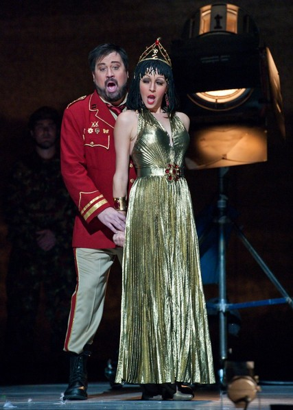 Lisette Oropesa and David Daniels