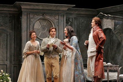 Lisette Oropesa, Zachary Nelson, Susanna Phillips and Daniel Okulitch