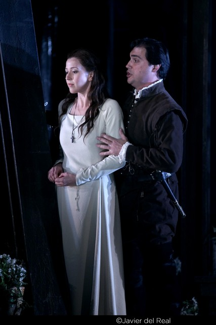 Lisette Oropesa and Francesco Demuro