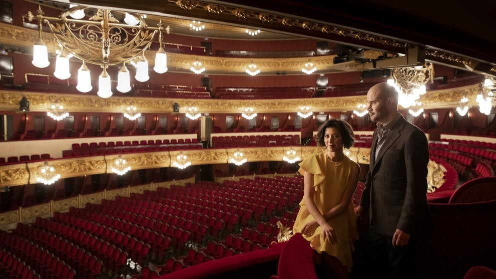 Lisette Oropesa and Bejun Mehta are interviewed in the La Vanguardia