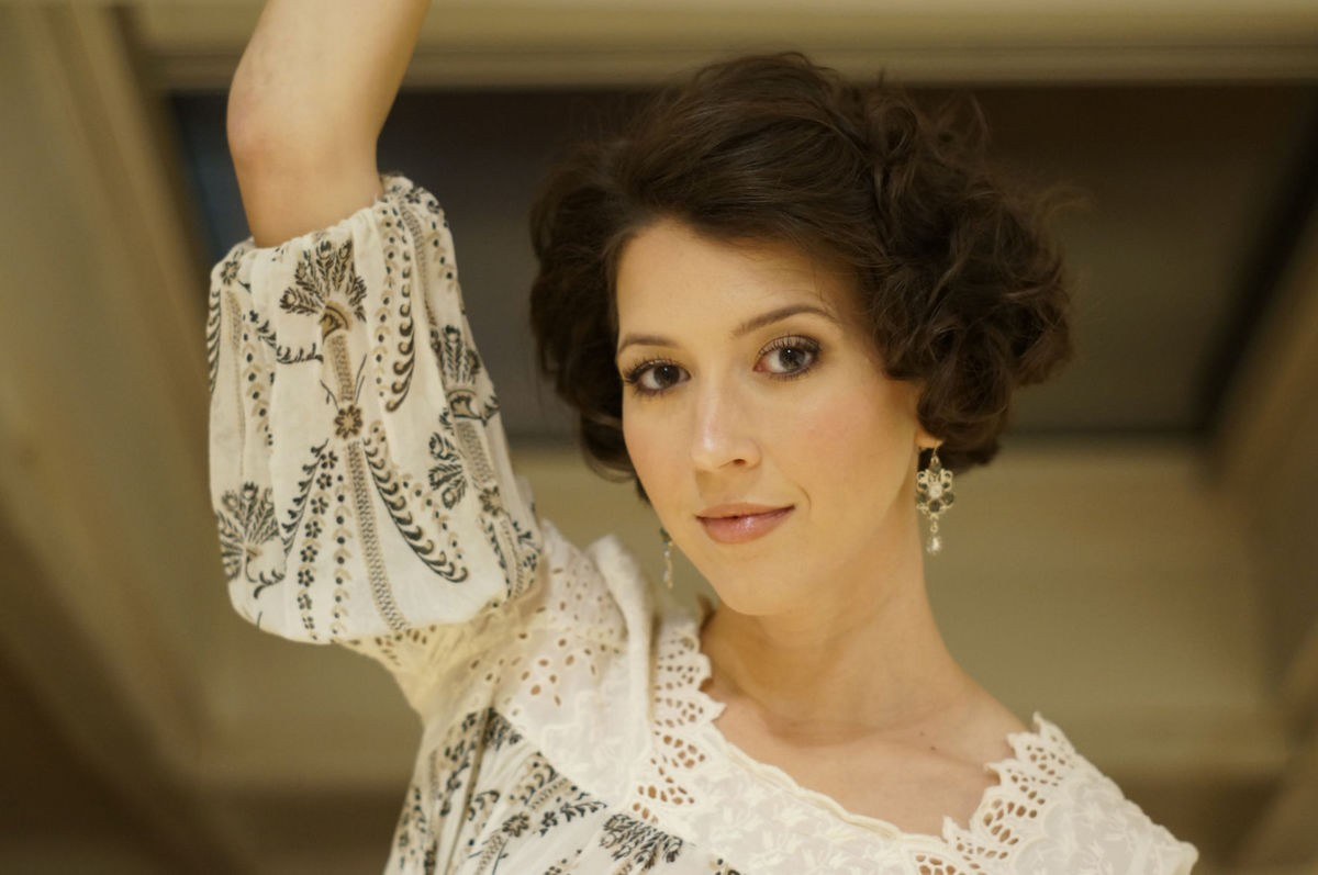 Lisette Oropesa sings in Baton Rouge for Opera Louisiane
