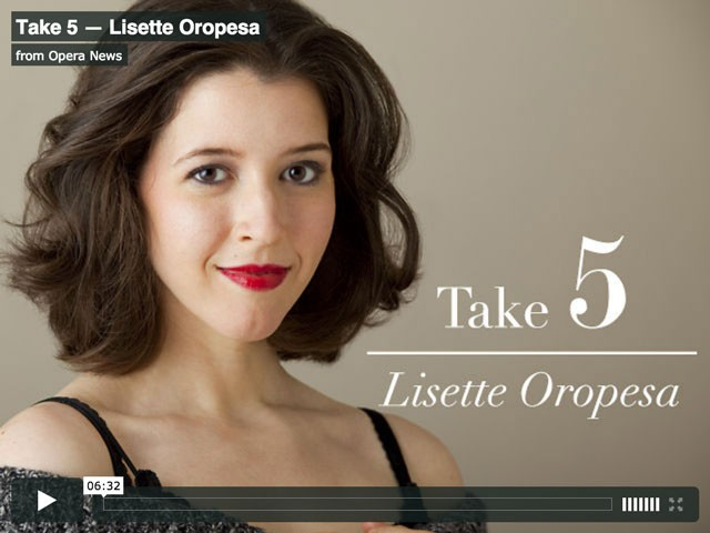 Opera News - Take Five