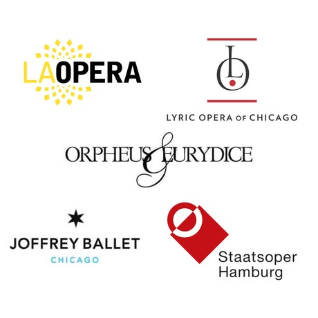 Orpheus and Eurydice, LA Opera, Lyric Opera of Chicago, and the Staatsoper Hamburg, featuring the Joffrey Ballet