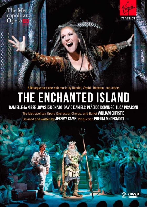 The Enchanted Island DVD Cover