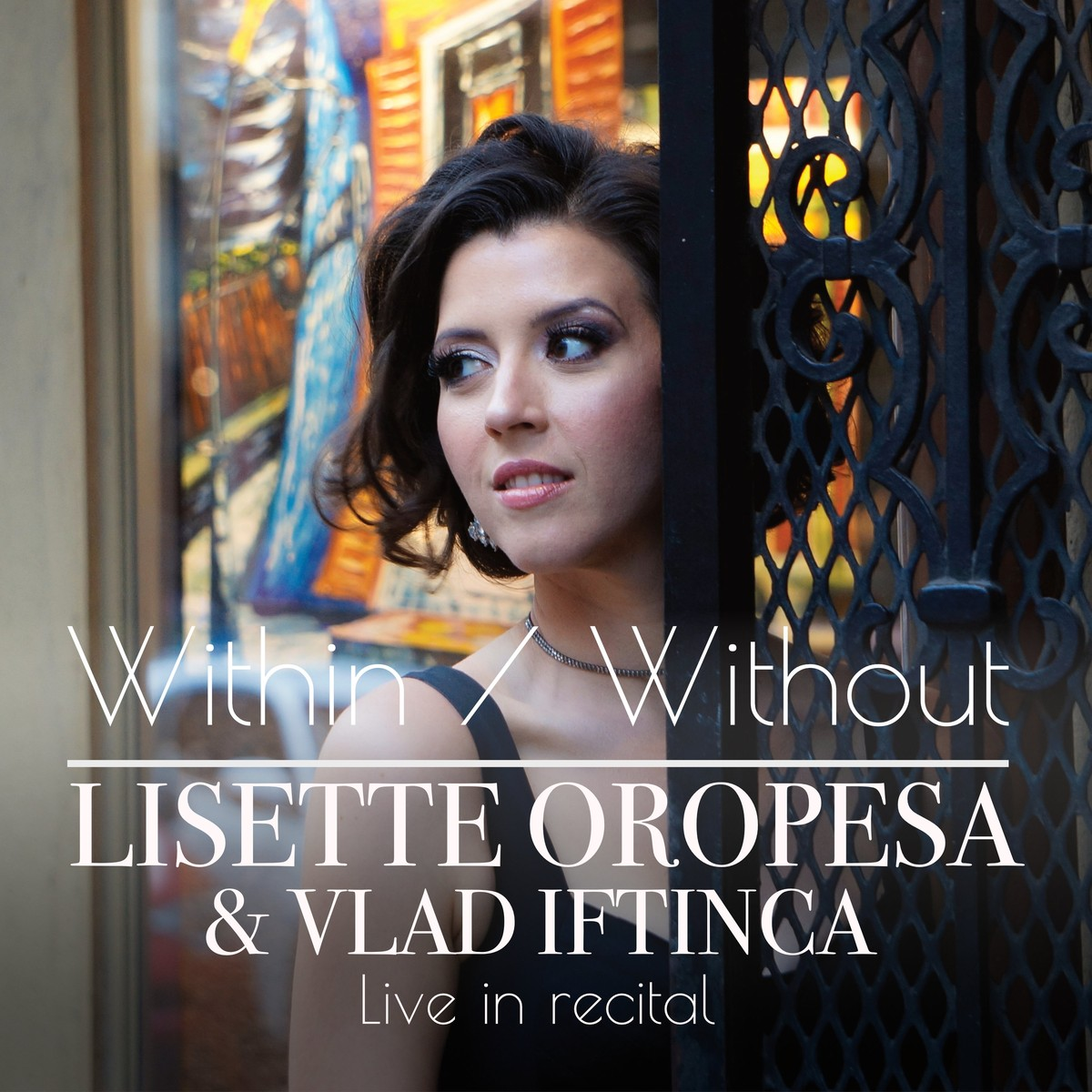Within / Without, a new album by Lisette Oropesa and Vlad Iftinca